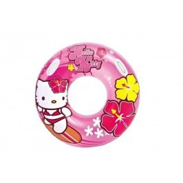 Intex Kruh plovací Hello Kitty 97cm