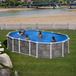 Bazén GRE Iraklion 5,0 x 3,0 x 1,32m set bez vzpěr