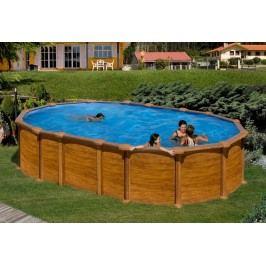Bazén GRE Pacific 5,0 x 3,0 x 1,32m set bez vzpěr