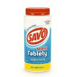 SAVO chlorové tablety MAXI 1,4Kg