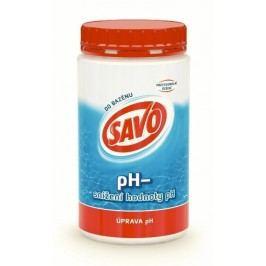 SAVO pH mínus 1,2kg