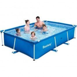 Bazén Bestway s konstrukcí 2,59 x 1,70 x 0,61m bez filtrace