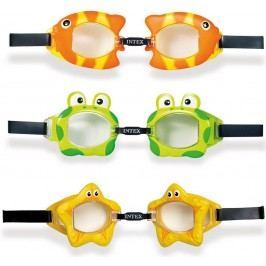 Intex Brýle plavecké Fun 3 barvy