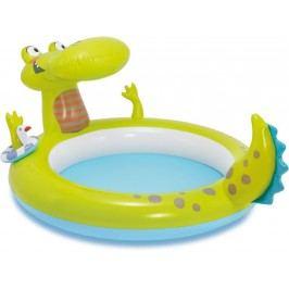 INTEX Nafukovací dětský bazének aligátor