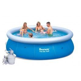 Bazén Bestway 3,96 x 0,84m písková filtrace 3,7m3/hod