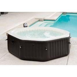 Vířivý bazén Pure Spa Octagon Bubble Jet se systém slané vody
