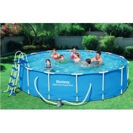 Bazén Bestway s konstrukcí 4,57 x 1,07 m písková filtrace 4,5m3/hod
