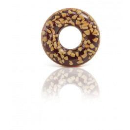 INTEX nafukovací kruh čokoládový donut 1,14m