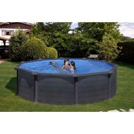 Bazén GRE Graphite 4,6 x 1,32m set
