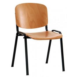 Alba Konferenční židle Iso dřevěná