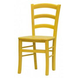 Stima Dřevěná židle Paysane COLOR - masiv