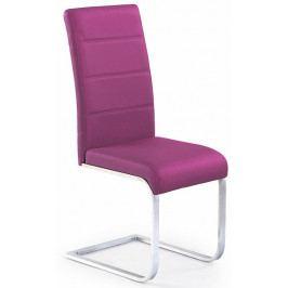 Halmar Jídelní židle K85 fialová