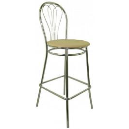 Sedia Barová židle Venus Hocker dřevěná