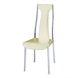 Tempo Kondela Jídelní židle RIA - IRIS - béžová