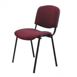 Tempo Kondela Jednací židle ISO NEW - bordová