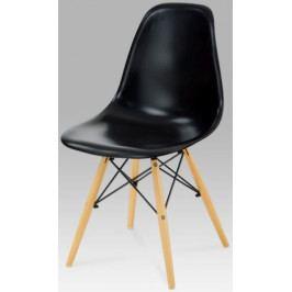 Autronic Jídelní židle CT-718 BK1