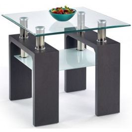 Halmar Konferenční stolek Diana H kwadrat, wenge
