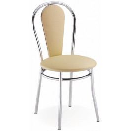 Halmar Jídelní židle Tulipan Plus Béžová