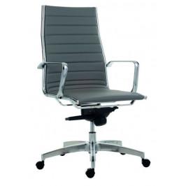 Antares Kancelářská židle 8800 KASE Ribbed - vysoká záda