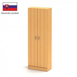 Tempo Kondela Botníková skříň MARINA - buk