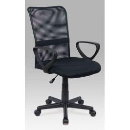 Autronic Kancelářská židle KA-N844 BK - černá
