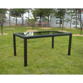 Rojaplast Stůl RATAN - 150x90cm
