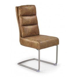 Halmar Jídelní židle K207 - hnědá
