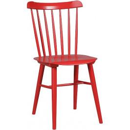 TON Dřevěná židle 311 035 Ironica