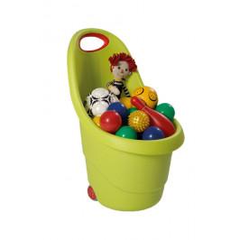 Rojaplast KIDDIES GO vozíček - zelený