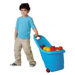 Rojaplast KIDDIES GO vozíček - modrý