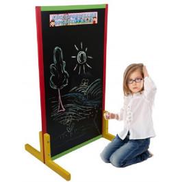 Forclaire Dětská křídová tabule - barevná
