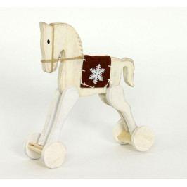 Autronic Dřevěný koník KLA297