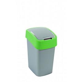 Curver Odpadkový koš FLIPBIN 25L - zelený