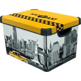 Curver Box DECObox - L - NEW YORK