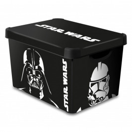 Curver Dětský úložný box DECOBOX - L - STAR WARS