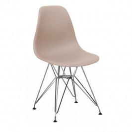 Tempo Kondela Židle ANISA NEW - teplá šedá