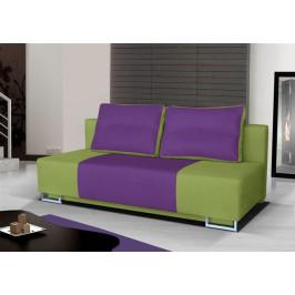 Falco Pohovka Lucy II - zelená/fialová