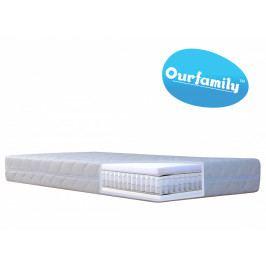 Forclaire Taštičková matrace MAX Ourfamily - 200x160