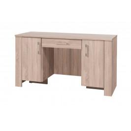 Falco Psací stůl Cezanne R17A - sonoma