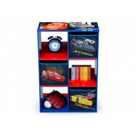 Forclaire Dětský regál Auta - Cars