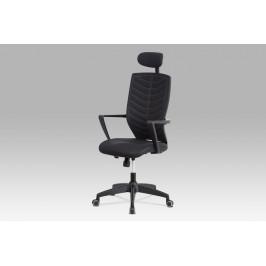 Autronic Kancelářská židle KA-D707 BK