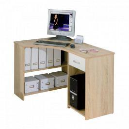 Idea PC rohový stůl CAPRERA