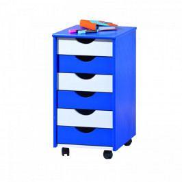 Idea BEPPO kontejner modro/bílý