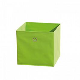 Idea WINNY textilní box, zelený