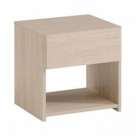 Idea Noční stolek PLEASE dub Sesame