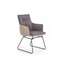 Halmar Jídelní židle s područkami K-271