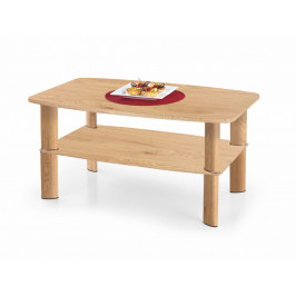 Halmar Konferenční stolek Astra 2, dub zlatý