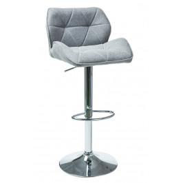 Casarredo Barová židle C-122 světle šedá