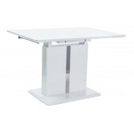 Casarredo Jídelní stůl DALLAS rozkládací bílý