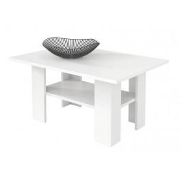 Casarredo Konferenční stolek AGA H43 bílá